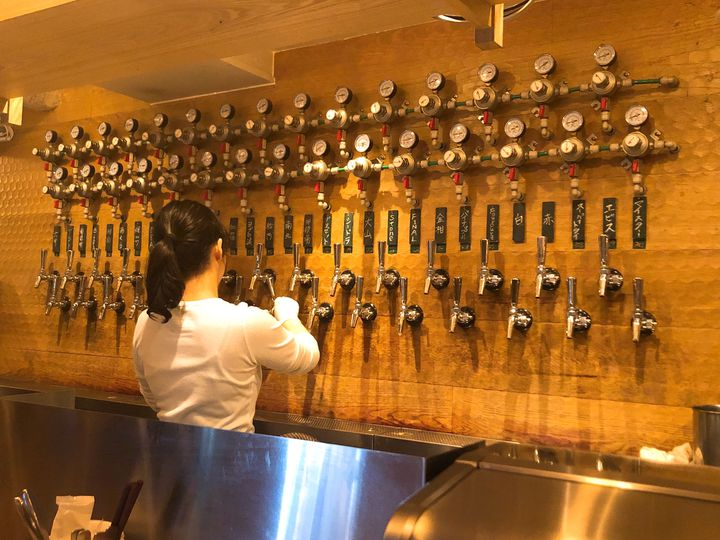 """オシャレな大人は知っている。東京都内で""""TAP BEERを楽しむ""""お店9選"""