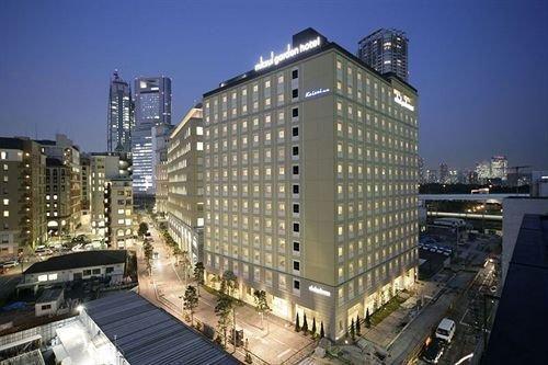 東京のイタリア街の中のホテル「三井ガーデンホテル汐留イタリア街」に泊まってみたい