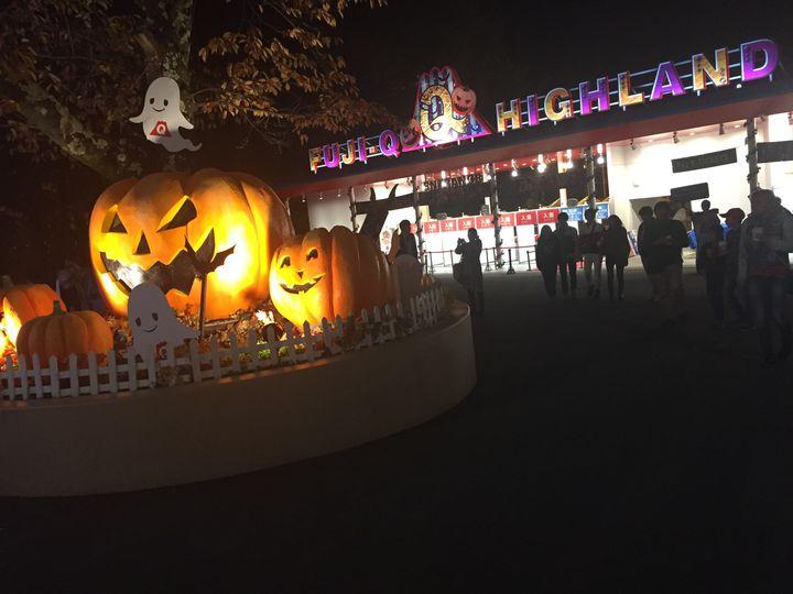 """【終了】絶""""恐""""イベントで絶叫!「FUJI-Q Halloween」開催"""