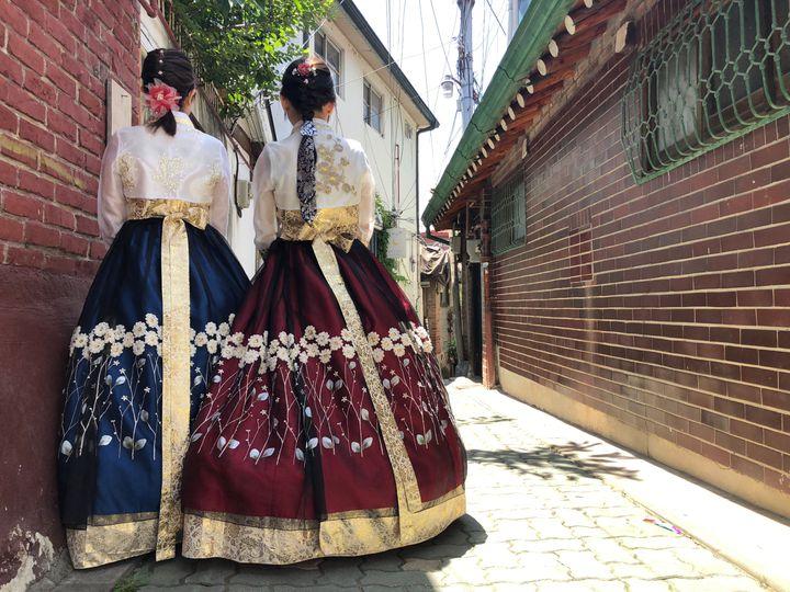 チマチョゴリを着て楽しみたい!SNS映え抜群な「韓国」の写真スポット7選