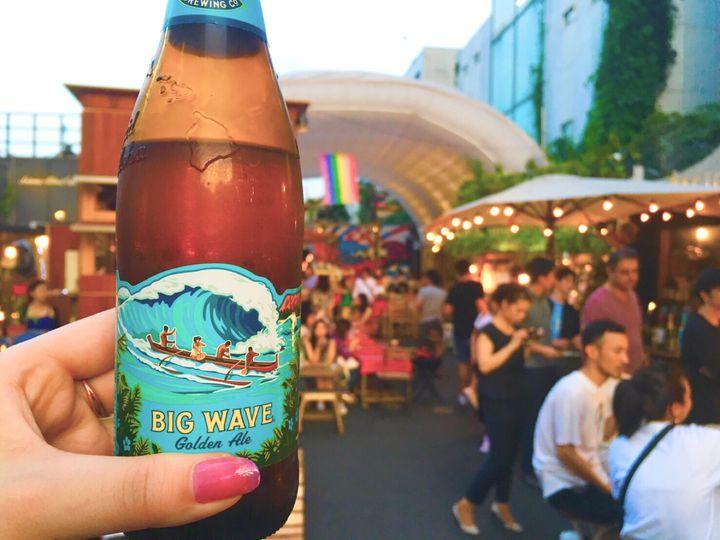 暑い夏こそ外飲み!東京都内の美味しいビールを外で飲めるスポット11選