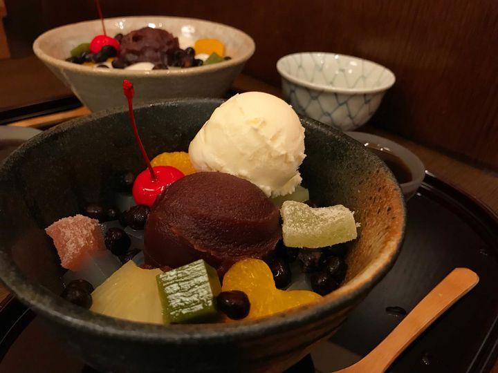 """この夏はあの人と""""あんみつ""""を食べて蜜になる。東京都内のひんやり甘味処7選"""