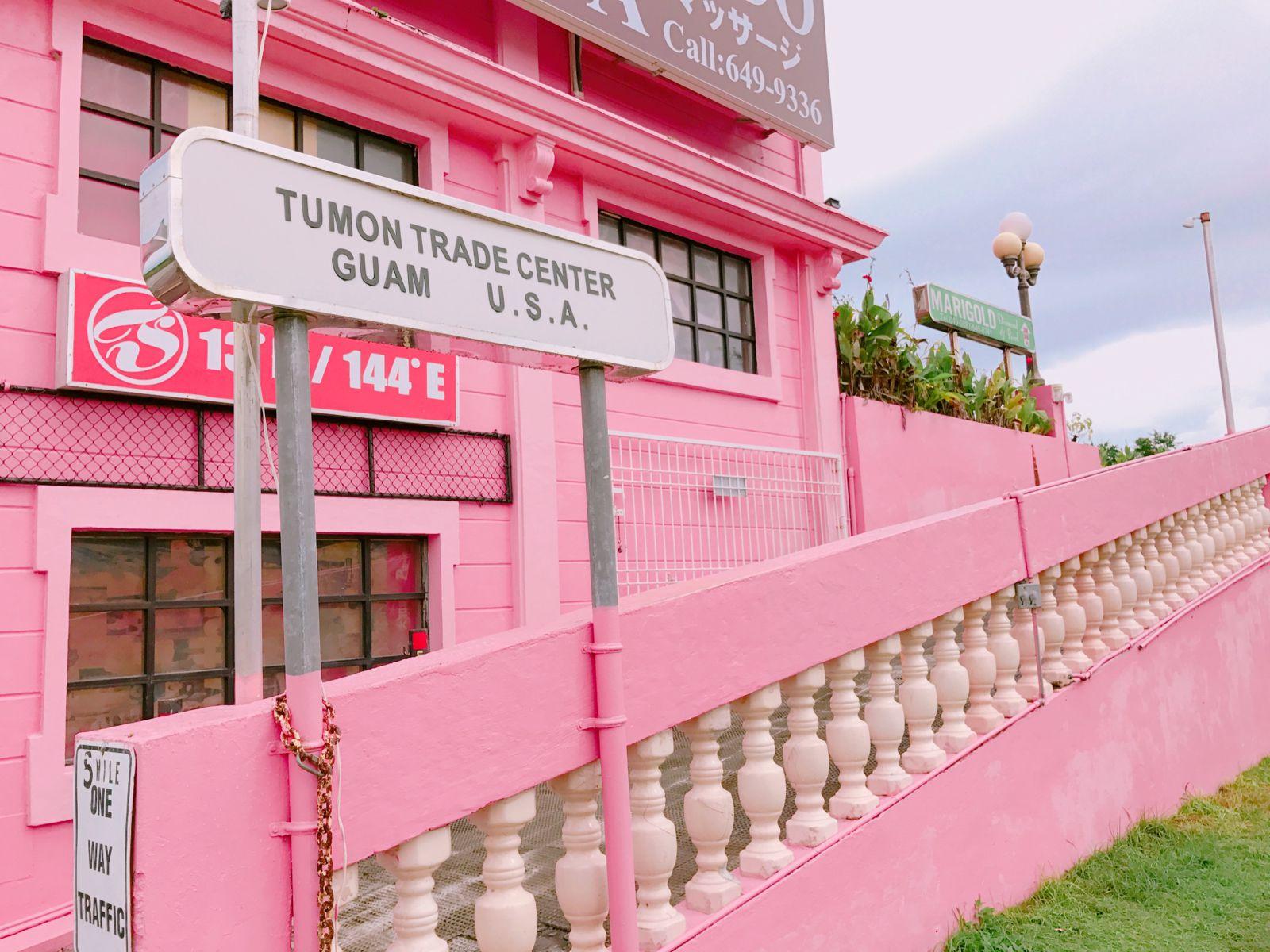 かわいい は世界共通 海外のフォトジェニックな ピンクスポット 12