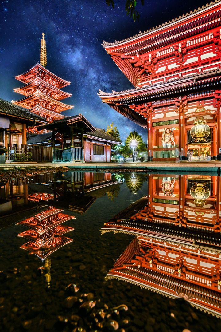 次のデートはどこ行こう?「浅草」で日本満喫の1日デートプラン