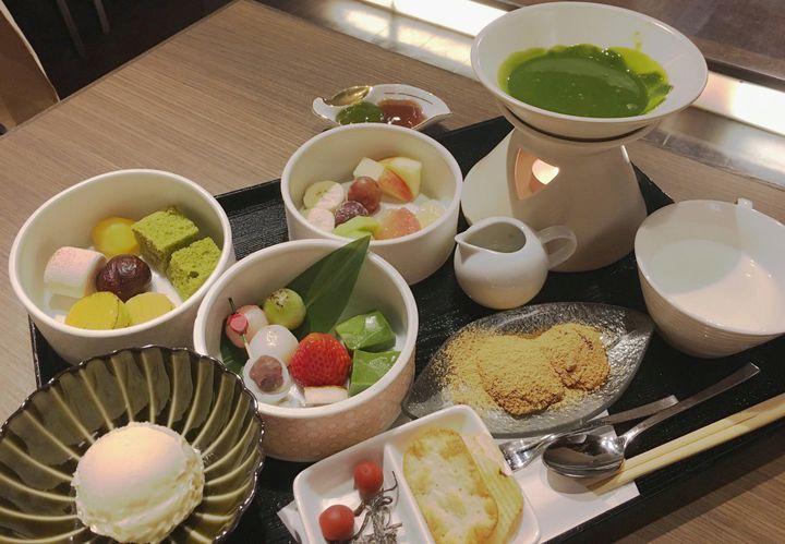 """とろとろ抹茶がたまらない!この冬食べたい""""抹茶フォンデュ""""日本全国12選"""
