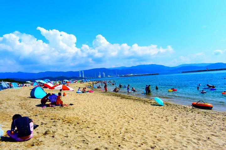 一年中遊べる!和歌山・片男波海水浴場を楽しむ5つの方法