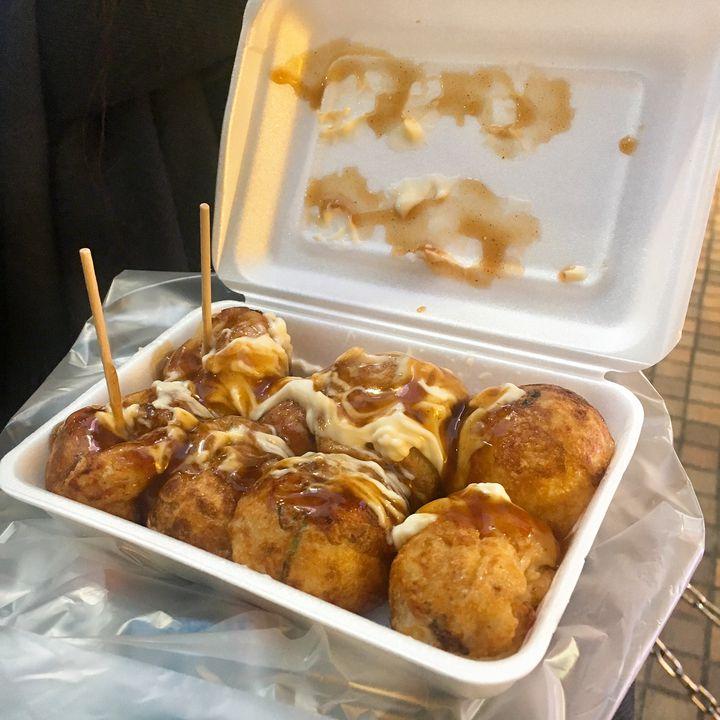大阪へ行くなら外せない!大阪の人気食べ歩きグルメランキングTOP15