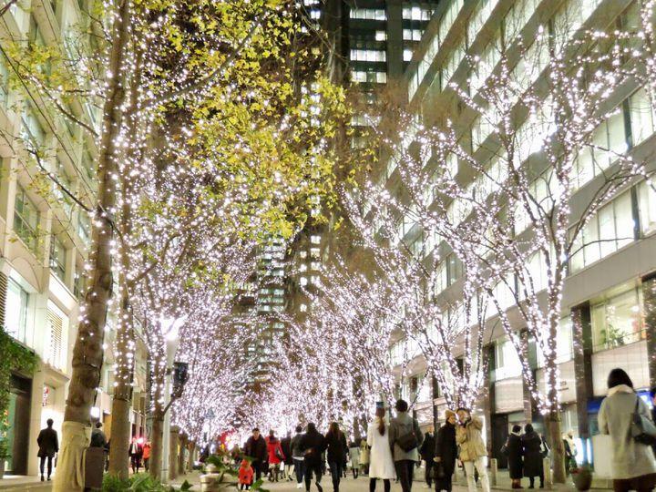 イルミが恋しい季節がやってくる。東京都内のイルミネーションLIST-その1-