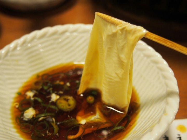 日本にいるなら一度は食べたい!関西のゆば料理7選