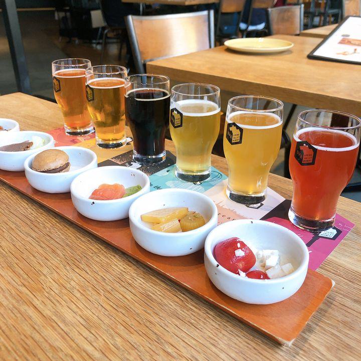 夏はやっぱりビールでしょ!東京都内でビールの飲み比べができるお店をご紹介