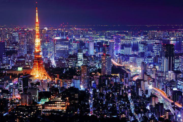 """東京で夜景と言えばここ!ロマンティックデートにおすすめの""""夜景スポット""""17選"""
