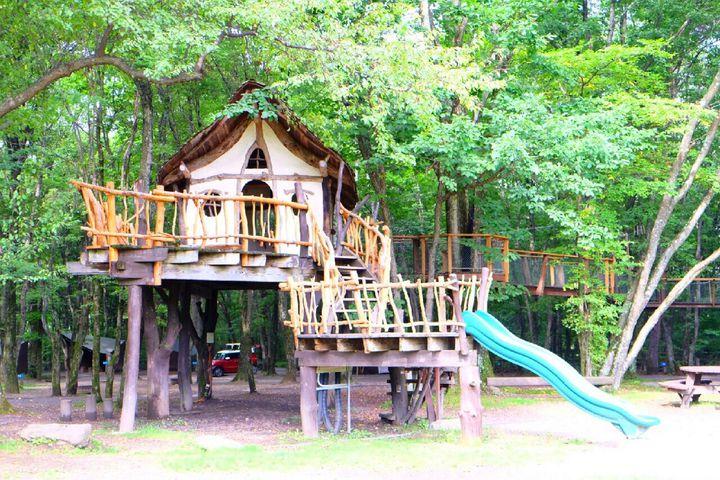 夏の休暇は避暑地でキャンプ!群馬県のおすすめキャンプ場ランキングTOP15