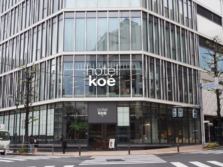 渋谷に誕生した新スポット!「ホテル コエ トウキョウ」って一体なに?