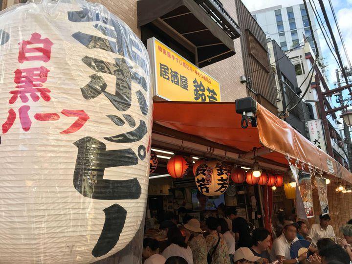 昼から飲みたい!浅草ホッピー通りでおすすめはしご酒7選
