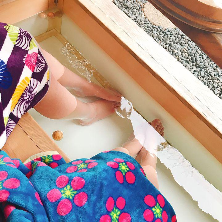 手軽さが魅力!埼玉近郊の「足湯」が楽しめるスポット7つをご紹介