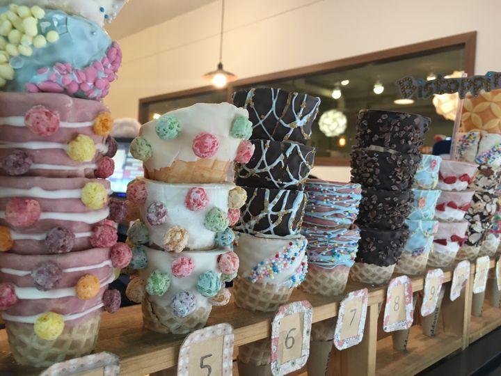 自分だけのアイスを作ろう!韓国の可愛いアイス屋「ビストッピング」とは