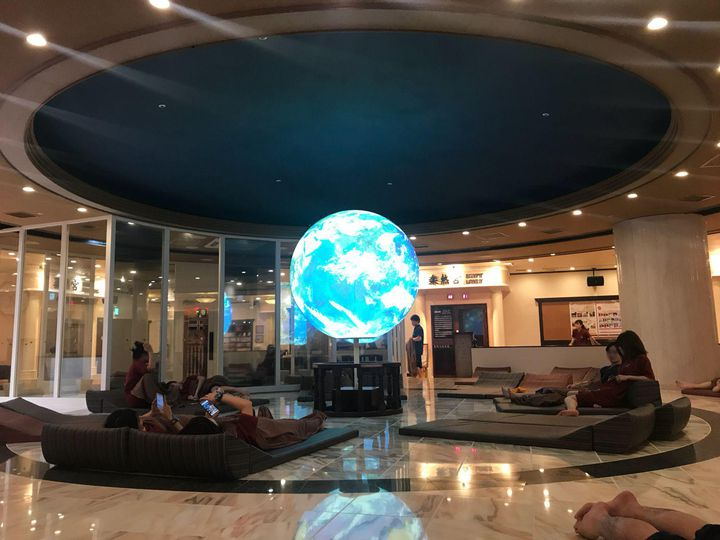 温泉で世界一周旅行気分!「スパワールド」7つの楽しみ方はこれだ