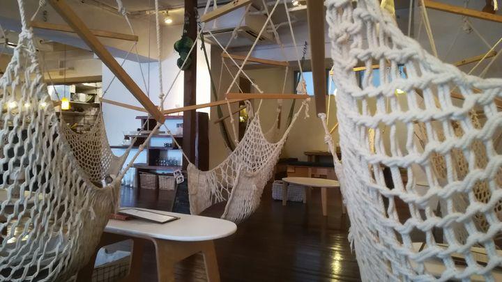極上の時間をあなたに!ハンモックで過ごせる東京都内のカフェ6店