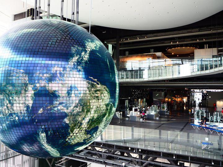 幻想的な世界がすぐそこに!宇宙に少し近づく日本科学未来館でしたいこと7選