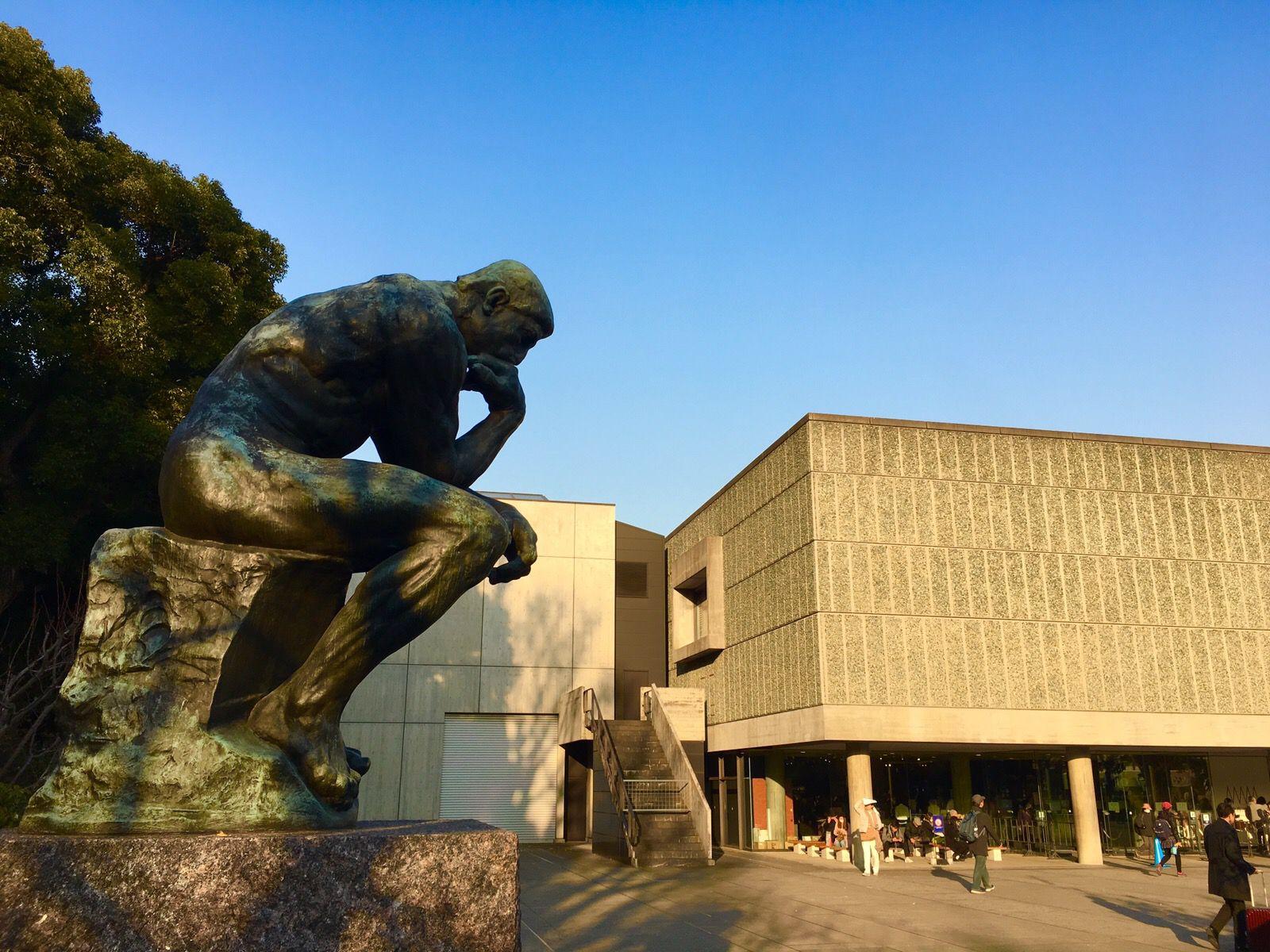 国立西洋美術館    国立西洋美術館