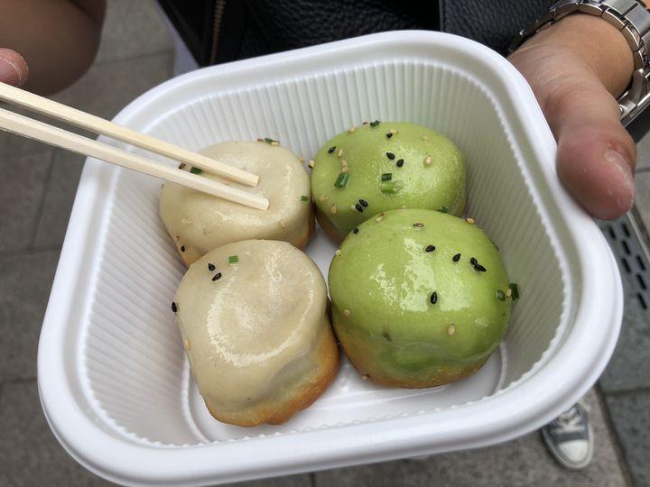 歩き 食べ 中華 街