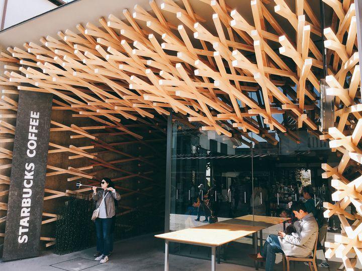 旅の目的はスタバ。日本全国の「大人お洒落なスターバックスコーヒー」10選