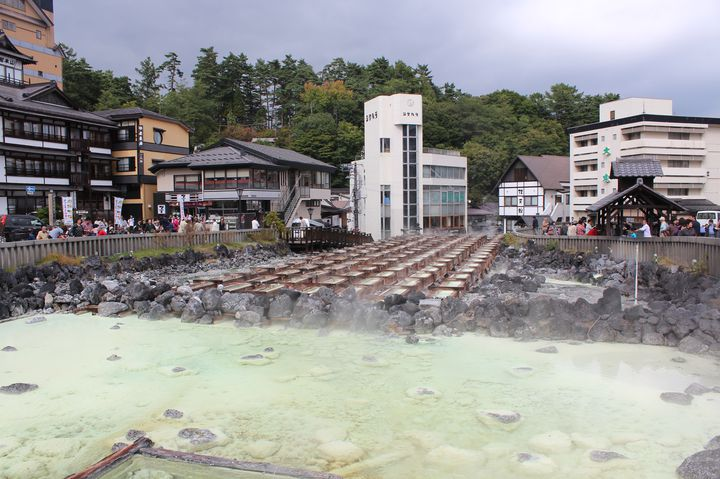 休日に湯けむり女子旅はいかが?癒される草津温泉1泊2日プランはこれだ!