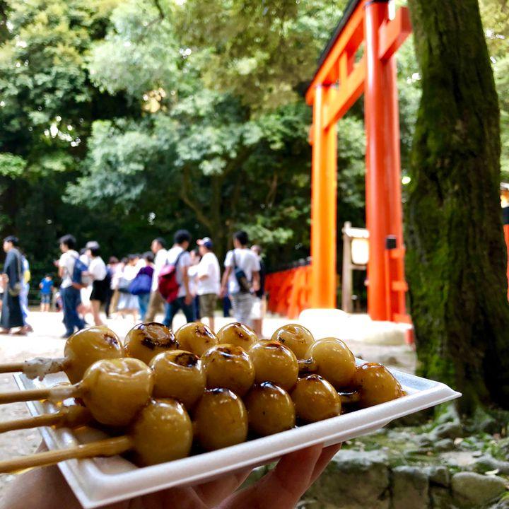 """春ははんなりぶらり旅!京都のおすすめ""""絶品食べ歩きグルメ""""12選"""