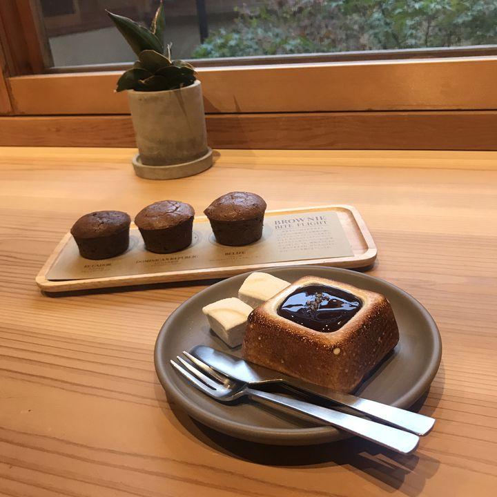 """抹茶だけが「京カフェ」じゃない。京都で食べたい""""抹茶以外""""の最旬スイーツ7選"""