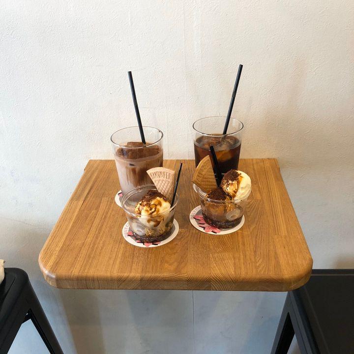 あわ〜い色味が好みなの。#淡色カフェで見つけた都内のカフェ7選