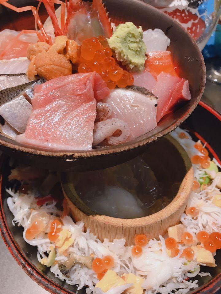 ランチに豪華な海鮮丼はいかが?築地・豊洲でいただけるお店をチェック