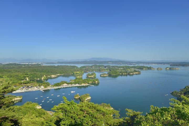 空の旅で絶景を味わおう。松島で体験できる「パラグライダー」を紹介