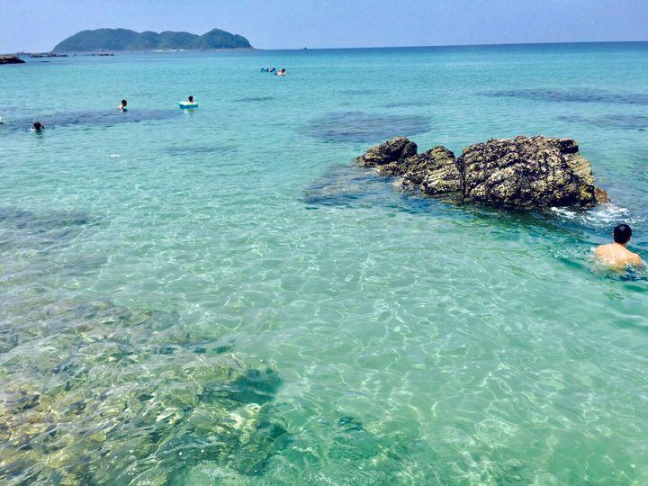 九州の南国パラダイス!熊本県「茂串海水浴場」は間違いなく日本一の南国ビーチ
