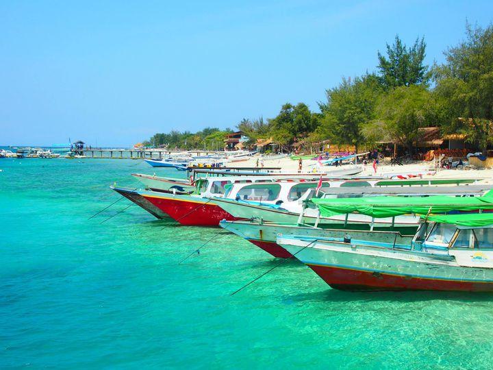 インドネシアの超穴場!海と馬車の楽園「ギリ3島」って知ってる?