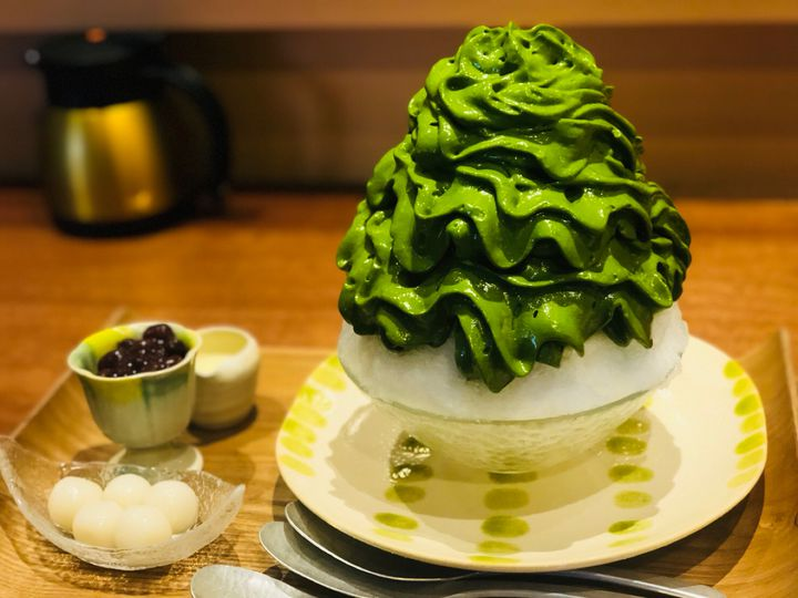 京都行くならここに行け!話題の「茶匠 清水一芳園」の抹茶かき氷が濃厚すぎる