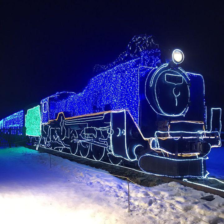 """""""銀河鉄道の夜""""の世界へ。岩手で「小岩井ウィンターイルミネーション」が今年も開催"""