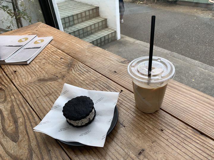 """海外発、話題のスイーツ!暑い日に食べたい東京都内の""""アイスサンド""""7選"""
