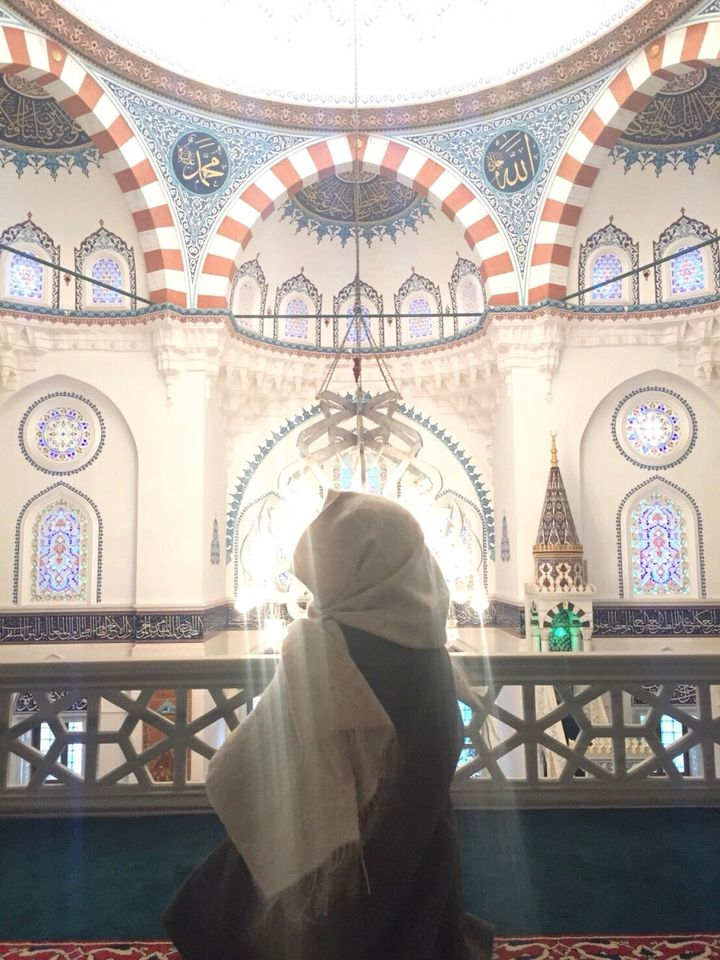これはすごい…!代々木上原の美しすぎるモスク『東京ジャーミイ』を徹底解剖