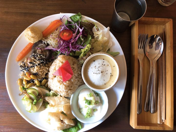 秋、食べすぎて、しゅん…。ダイエット中でも食べられる都内のヘルシーランチLIST