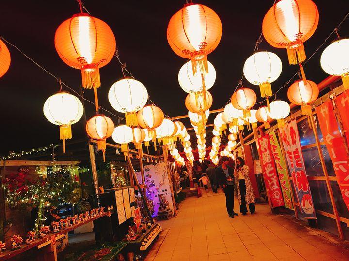 【開催中】沖縄がランタンで明るく照らされる。「琉球ランタンフェスティバル」が今年も開催
