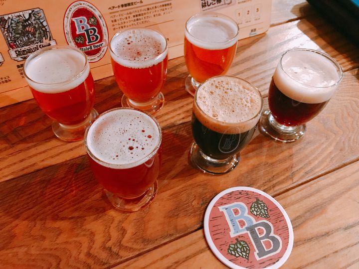 あなたのお気に入りはどれ?関東地方のクラフトビールの名店12選