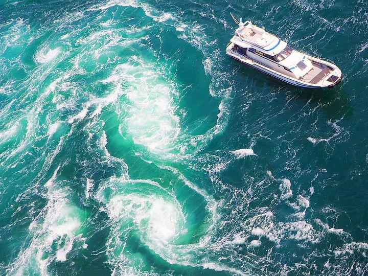 世界三大潮流!鳴門の渦潮を見れる「大鳴門橋」付近のスポット5選
