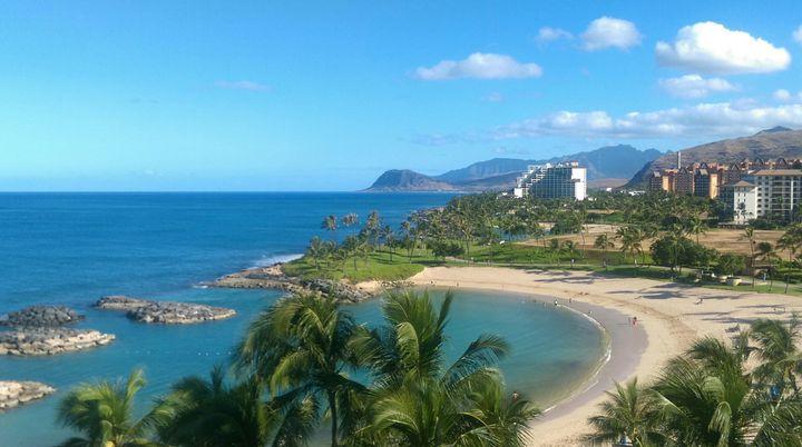 ハワイオアフ島の観光スポット~天国の海他、おすすめビーチ15選