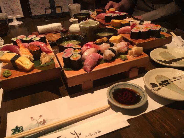 コスパ良し!町田で食べるおいしいお寿司7選 | RETRIP[リトリップ]