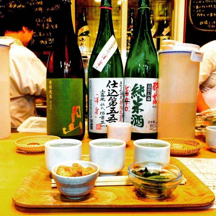 10月1日は日本酒の日!大人女子の呑み心をくすぐる東京都内の日本酒の名店8選