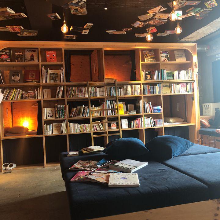 素敵な本との新しい出会いを。東京都内でゆっくり読書を楽しめる一風変わった本屋7選