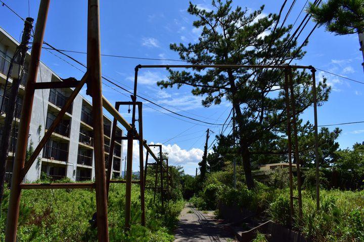 第二の軍艦島へ離島トリップ。廃墟に萌える、長崎県「池島」を巡る半日プラン