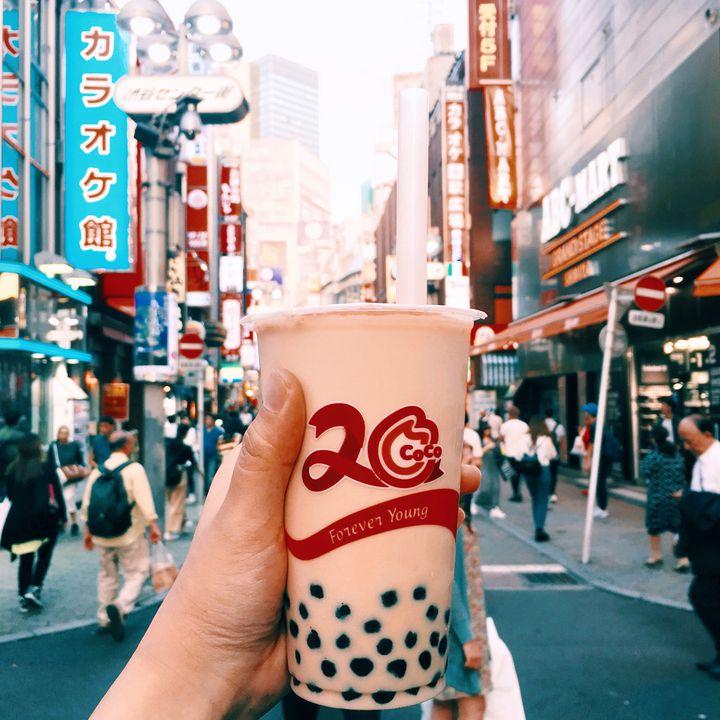 これは絶対飲みに行きたい!中国人が厳選した東京都内のタピオカドリンク7選