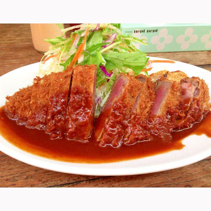 神戸の行列できる超人気洋食屋さん!『洋食の朝日』の絶品ビフカツが気になる