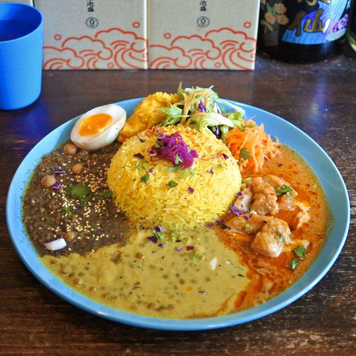 知る人ぞ知るウマさ。東京都内のわざわざ食べたい間借りカレーまとめ